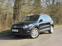 2014 VOLKSWAGEN TIGUAN 2.0 MATCH TDI BLUEMOTION TECHNOLOGY 4MOTION 5d 139 BHP £12450.00