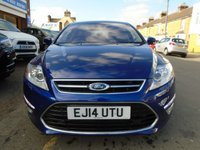 USED 2014 14 FORD MONDEO 2.0 TITANIUM X BUSINESS EDITION TDCI 5d AUTO 161 BHP