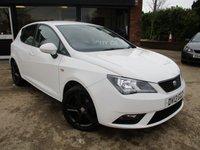 2013 SEAT IBIZA 1.4 TOCA 5d 85 BHP £6500.00