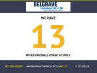 USED 2015 15 VAUXHALL VIVARO 1.6 2900 L2H1 CDTI P/V 1d 114 BHP