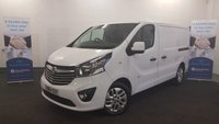 USED 2015 64 VAUXHALL VIVARO 1.6 CDTi  2700 SPORTIVE 120 BHP with Air Con Bluetooth Cruise Control *Over The Phone Low Rate Finance Available*   *UK Delivery Can Also Be Arranged*           ___________       Call us on 01709 866668 or Send us a Text on 07462 824433