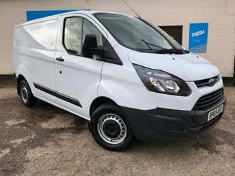 2015 FORD TRANSIT CUSTOM 2.2 TDCI 290 L1H1 PANEL VAN £10500.00