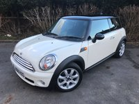 2008 MINI HATCH COOPER 1.6 COOPER 3d 118 BHP £3500.00