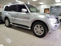 2012 MITSUBISHI SHOGUN 3.2 DI-D SG3 5d AUTO 197 BHP £8950.00