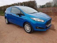 2013 FORD FIESTA 1.5 BASE TDCI 3d 74 BHP £3695.00