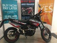2016 LEXMOTO ADRENALINE 125cc XFLM 125 GY-2B ADRENALINE  £1690.00