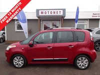 2009 CITROEN C3 PICASSO 1.6 PICASSO EXCLUSIVE HDI 5DR DIESEL £3580.00