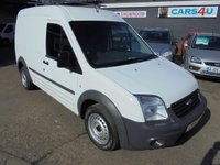 2011 FORD TRANSIT CONNECT 1.8 T230 HR 5d 90 BHP £4590.00