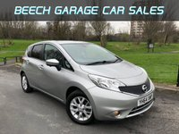 USED 2014 64 NISSAN NOTE 1.5 DCI ACENTA PREMIUM SAFETY 5d 90 BHP