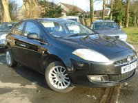 2008 FIAT BRAVO 1.9 DYNAMIC 150 MULTIJET 5d 150 BHP £995.00