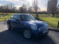 2011 MINI HATCH COOPER 1.6 COOPER D 3d 112 BHP £5490.00