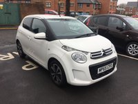 2016 CITROEN C1 1.0 FLAIR ETG 5d AUTO 68 BHP £8295.00