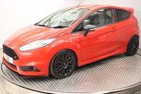 2013 FORD FIESTA 1.6 ST-2 3d 180 BHP £8994.00