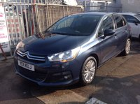 2011 CITROEN C4 1.6 VTR PLUS HDI 5d 91 BHP £SOLD