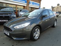 2015 FORD FOCUS 1.6 STYLE 5d 104 BHP £8049.00