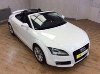 2010 AUDI TT 1.8 TFSI 2d 160 BHP £8995.00