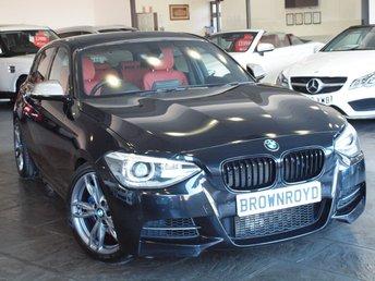 2012 BMW 1 SERIES 3.0 M135I 5d AUTO 316 BHP £16990.00
