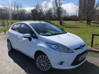 2011 FORD FIESTA 1.4 TITANIUM 5d 96 BHP £4990.00