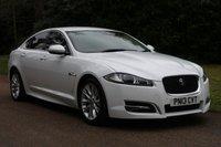 2013 JAGUAR XF 2.2 D SPORT 4d AUTO 200 BHP £13000.00