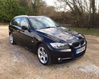 2010 BMW 3 SERIES 320D EXCLUSIVE EDITION TOURING £5290.00