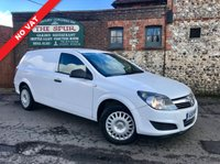 USED 2011 11 VAUXHALL ASTRA 1.7 CDTI CLUB 1d 100 BHP NO VAT, 6 Speed Manual, Rare Van.