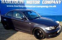 2008 BMW 1 SERIES 2.0 120D M SPORT 2d 175 BHP £5499.00