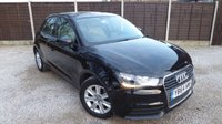 USED 2015 64 AUDI A1 1.6 SPORTBACK TDI SE 5dr £0 Road Tax, 1 Owner, FASH