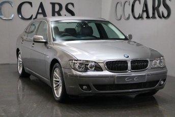2007 BMW 7 SERIES 3.0 730LD SE 4d 228 BHP £4495.00