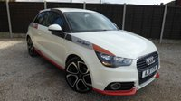USED 2011 11 AUDI A1 1.4 TFSI COMPETITION LINE 3dr Stunning, 18 Inch Alloys