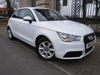 USED 2014 14 AUDI A1 1.6 TDI SE 3d 103 BHP *** FINANCE & PART EXCHANGE  WELCOME *** £ 0 FREE ROAD TAX STOP/START AIR/CON