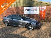 2004 BMW M3 3.2 M3 2d 338 BHP MANUAL GREY £13750.00