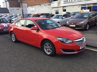 USED 2015 15 VAUXHALL INSIGNIA 2.0 DESIGN CDTI ECOFLEX S/S 5d 118 BHP PRICE INCLUDES A 6 MONTH AA WARRANTY DEALER CARE EXTENDED GUARANTEE, 1 YEARS MOT AND A OIL & FILTERS SERVICE. 6 MONTHS FREE BREAKDOWN COVER.   *LIKE AND SHARE OUR FACEBOOK PAGE*