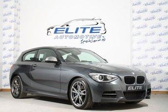 2014 BMW 1 SERIES 3.0 M135I 3d 316 BHP