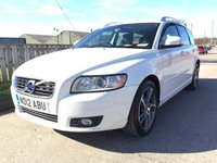 2012 VOLVO V50 1.6 DRIVE SE EDITION S/S 5d 113 BHP £6490.00