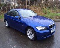 2007 BMW 3 SERIES 2.0 318I SE 4d 128 BHP £4790.00
