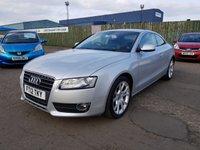 2012 AUDI A5 2.7 TDI SPORT 3d AUTO 187 BHP £11995.00