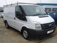 2011 FORD TRANSIT 2.2 280 LR 1d 85 BHP £4950.00