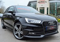 USED 2015 65 AUDI A1 1.6 TDI S LINE 3d 116 BHP ***REQUEST YOUR WATSAPP VIDEO***