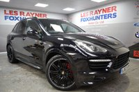 USED 2013 63 PORSCHE CAYENNE 4.8 V8 GTS TIPTRONIC S 5d AUTO 420 BHP Leather, Bose, Bluetooth, Cruise control, Sat Nav