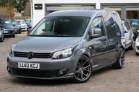 2013 VOLKSWAGEN CADDY TRENDLINE 1.6 TDI 102PS VAN £9990.00