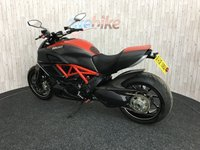 USED 2012 12 DUCATI DIAVEL DIAVEL CARBON ABS MODEL VERY CLEAN 12 MONTHS MOT 2012 12