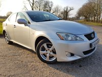 USED 2008 08 LEXUS IS 220D 2.2 220D 4d WITH EXTRAS & HISTORY