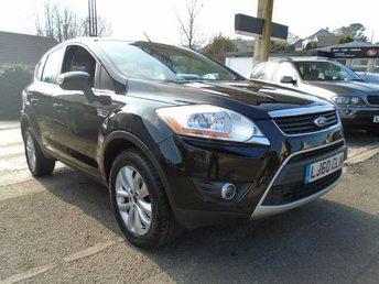 2010 FORD KUGA 2.0 TITANIUM TDCI 2WD 5d 138 BHP £6995.00