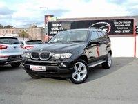 2006 BMW X5 3.0 D SPORT 5d AUTO 215 BHP £5995.00