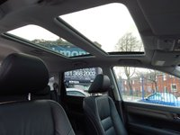 USED 2012 12 HONDA CR-V 2.2 I-DTEC EX 5d AUTO 148 BHP LEATHER,SAT NAV, PAN ROOF, FULL SERVICE HISTORY