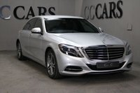 USED 2014 64 MERCEDES-BENZ S CLASS 3.0 S350 BLUETEC L SE LINE 4d 258 BHP Full Black Heated Electric Seats, Command - Satellite Navigation + Bluetooth Telephone + Dab Radio + Voice Control, 18 Inch AMG Alloy Wheels, Automatic Bi-Xenon Headlights + Power Wash, Front and Rear Park Distance Control + Reverse Camera, Interior Ambient Lighting, Leather Multi Function Steering Wheel, Dual Zone Climate Control, Cruise Control.