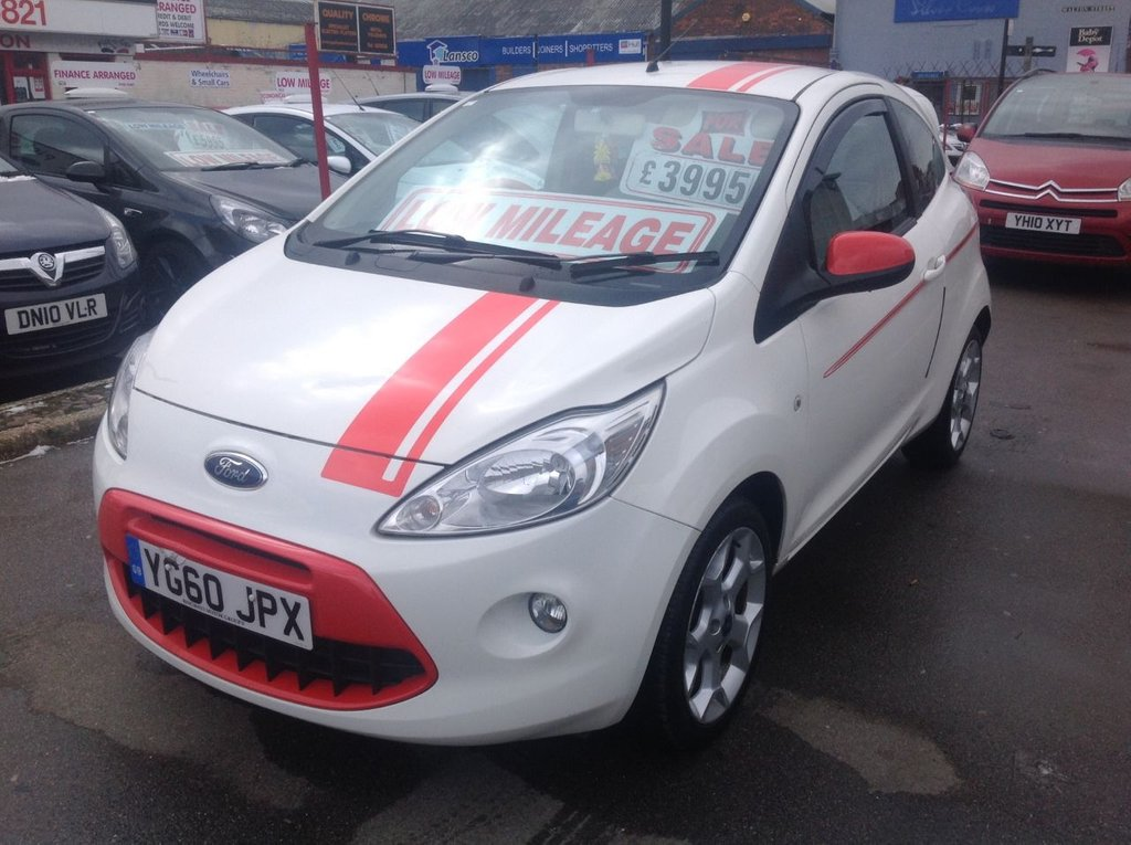 Used   Ford Ka   Grand Prix D  Bhp Dont Miss This