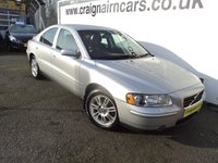 USED 2006 55 VOLVO S60 2.0 S T 4d 177 BHP Full Service History 10 Stamps
