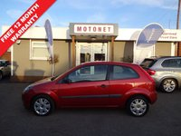 2006 FORD FIESTA 1.6 STYLE 16V 3DR AUTOMATIC 100 BHP £2460.00