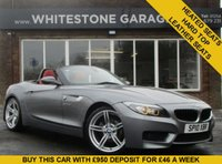 USED 2010 10 BMW Z4 2.5 Z4 SDRIVE23I M SPORT ROADSTER 2d 201 BHP ELECTRIC RETRACTABLE METAL ROOF, 2 KEYS,HEATED LEATHER SEATS, M-SPORT, WIND DEFLECTOR, 19INCH ALLOYS, BLUETOOTH